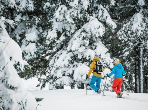Winterwandern im Stubaital, Schneeschuh-Wandern Stubaital,
