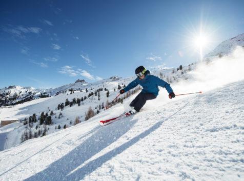 Skifahren in der Schlick 2000, Winterurlaub Schlick 2000