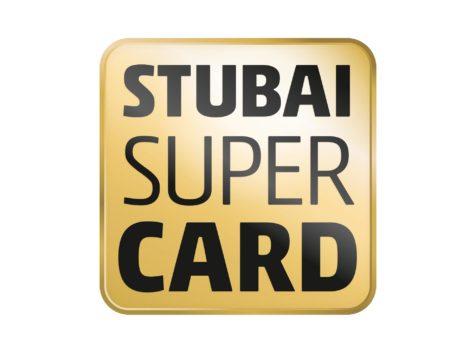 Stubai-Super-Card im Sommer