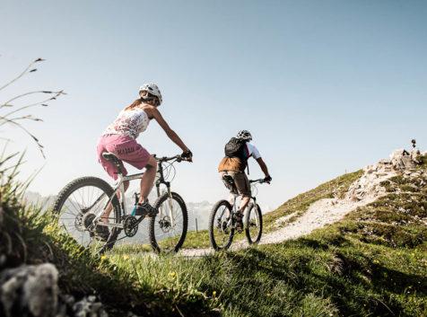 Radfahren im Stubaital, E-Bike verleih Stubaital,