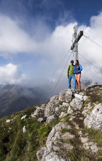 Gipfel Stubaital, Sommer Urlaub Stubaital, Bergsommer Stubaital