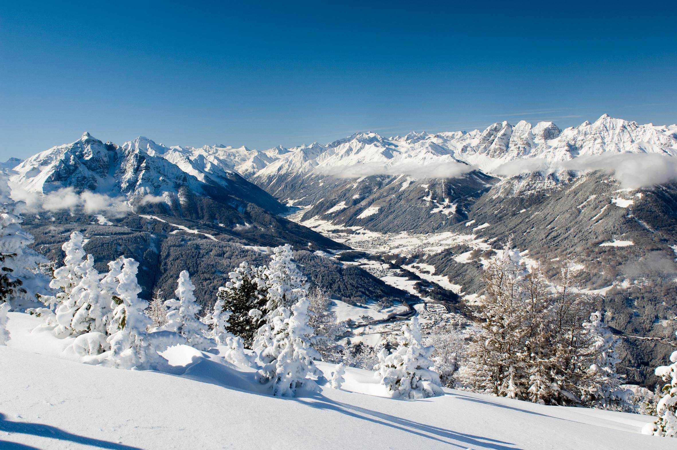 Winter im Stubaital, Winterzeit um Stubaital, Winter-Urlaub im Stubaital