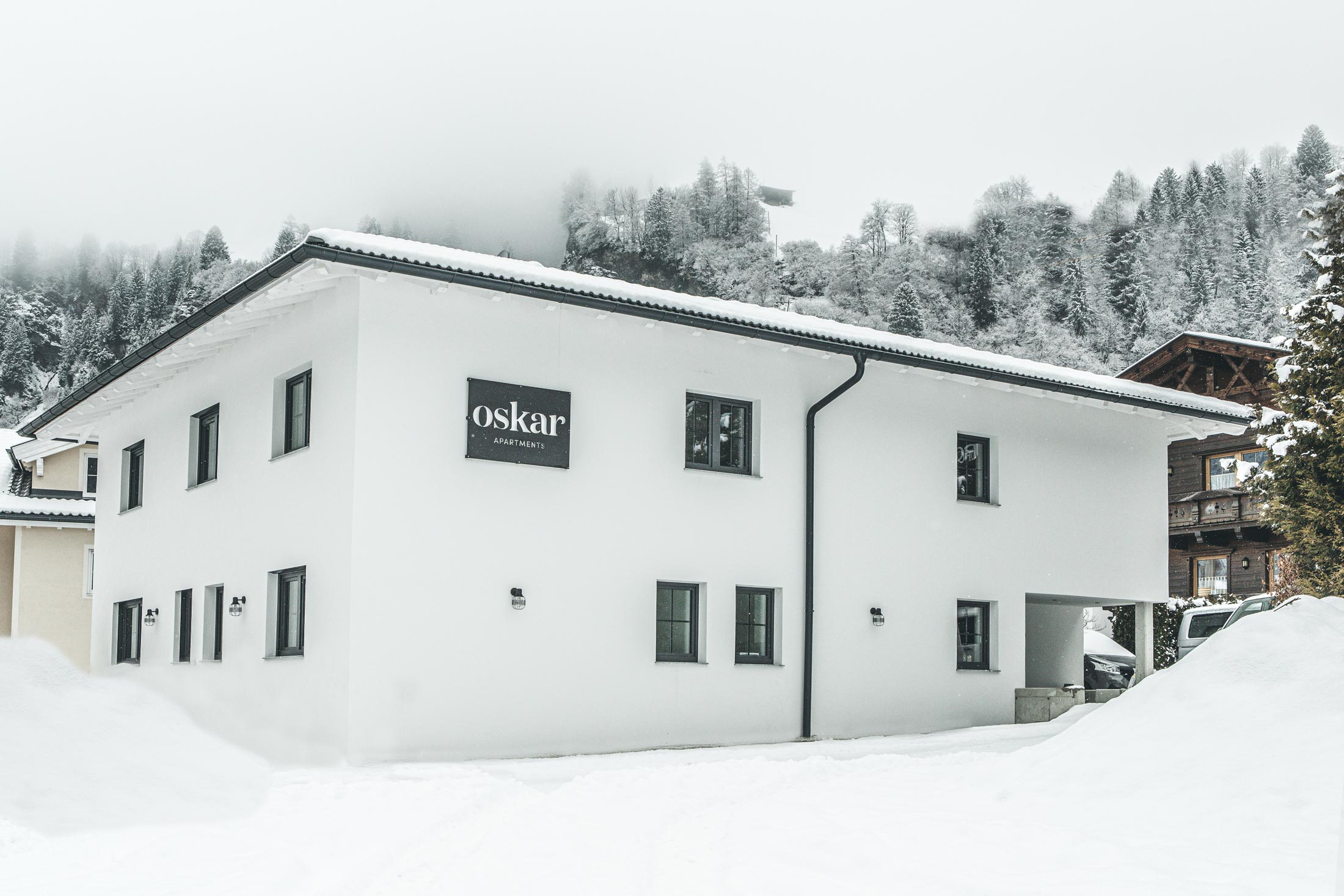 Oskar Apartment Winter