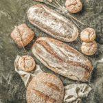 Brot im Apartment Oskar Stubai