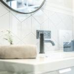 waschbecken im bad apartment albap