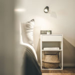 nachtkästchen apart alban Schlafzimmer