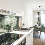 Apart Annie Küche Wohnraum Design Apartment
