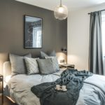 Apart Alban Schlafzimmer Design Apartment Oskar